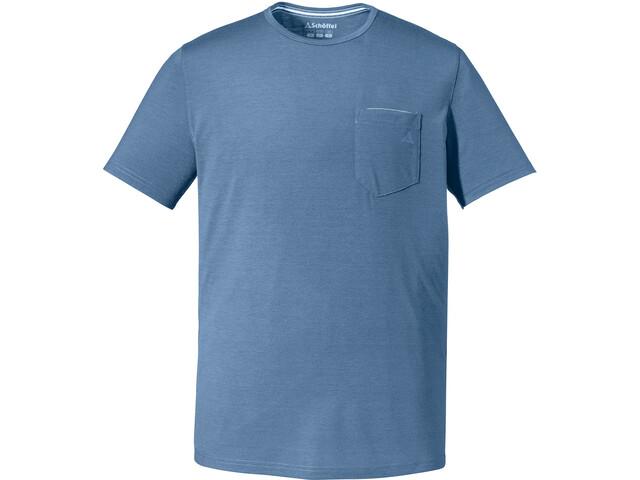 Schöffel Dallas2 Camiseta Hombre, azul